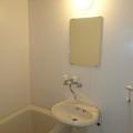 洗面所、浴室・写真は101号室