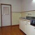 キッチンスペース・写真は101号室