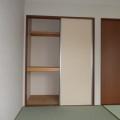 和室押入れ・写真は202号室