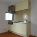キッチン・写真は202号室