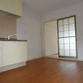 キッチンスペース・写真は202号室