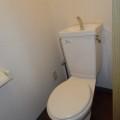 手洗い・写真は302号室のものとなります。