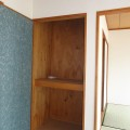 収納(6畳)・写真は103号室のものとなります。