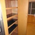 下駄箱・写真は101号室のものとなります。