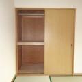 収納・写真は2号室のものとなります。