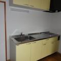 キッチン・写真は303号室のものとなります。