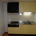 キッチン・写真は102号室のものとなります。