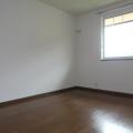 洋室北側・写真は206号室