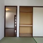 和室収納・写真は206号室
