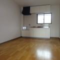 ダイニングキッチン・写真は201号室