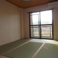 和室・写真は201号室
