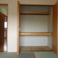 和室収納・写真は201号室