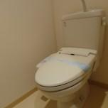 トイレ(洗浄便座付)・写真は202号室